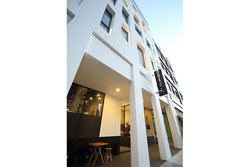 Hanson Court Serviced Apartment Singapore