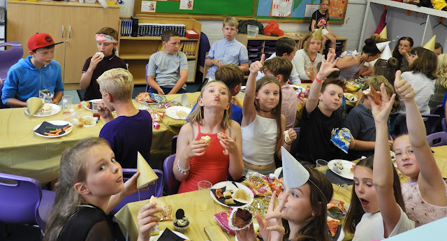 meon junior school leavers prom party