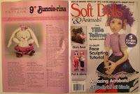 Crochet Amigurumi Ballerina Bunny --Soft Dolls & Animals Cover