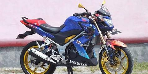 5 Bagian Tambah Gahar Honda CB150R