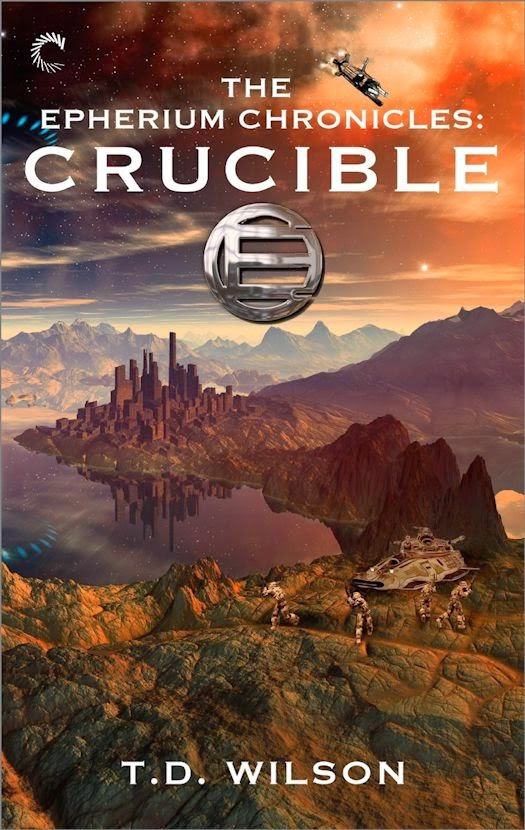 Interview with T.D. Wilson, author of The Epherium Chronicles - March 31, 2015