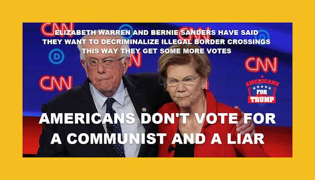 Memes: AMERICANS DON'T VOTE FOR A  COMMUNIST AND A LIAR