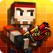 Pixel Gun 3D (Pocket Edition) apk mod