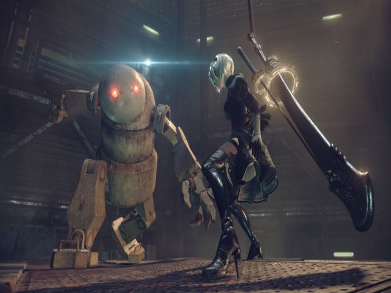 NieR Automata Highly Compressed Free Download