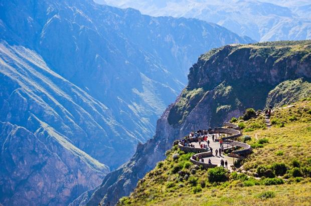 Arequipa celebra: se recupera el turismo en el Valle del Colca