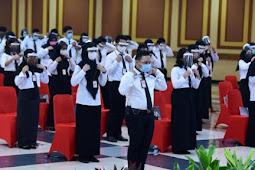 Kemenpan RB pada 2021 Membutuhan 707.622 Orang Calon ASN di Seluruh Indonesia