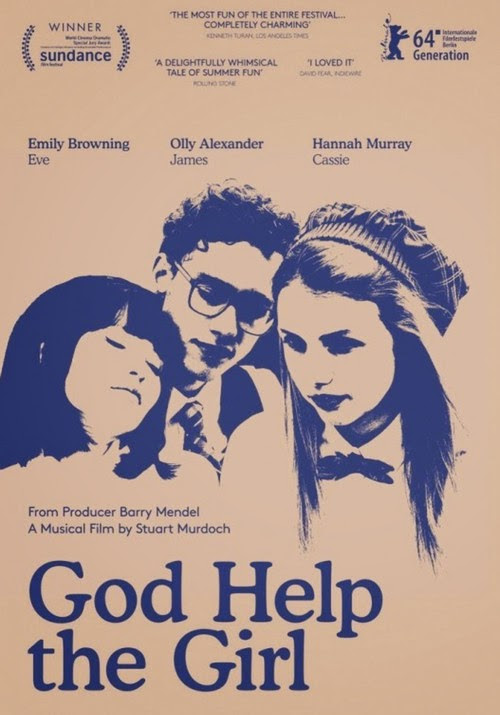#OQueVi: God Help the Girl