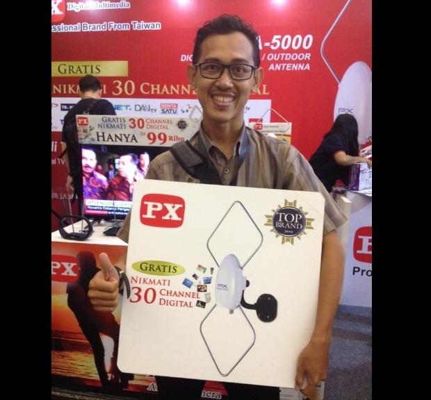 Merk Antena TV Yang Bagus PX HDA-5000