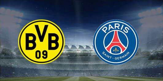 مباراة باريس سان جيرمان وبوروسيا دورتموند بتاريخ 11-03-2020 دوري أبطال أوروبا