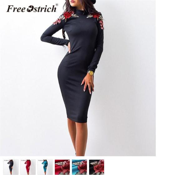 Frock Dresses For Womens - Off Sale Liquor - Winter Fashion Sale Online