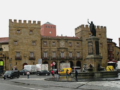 Palacio de Revillagigedo; Gijón; Xixón; Asturias