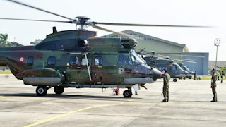 Super Puma TNI AU