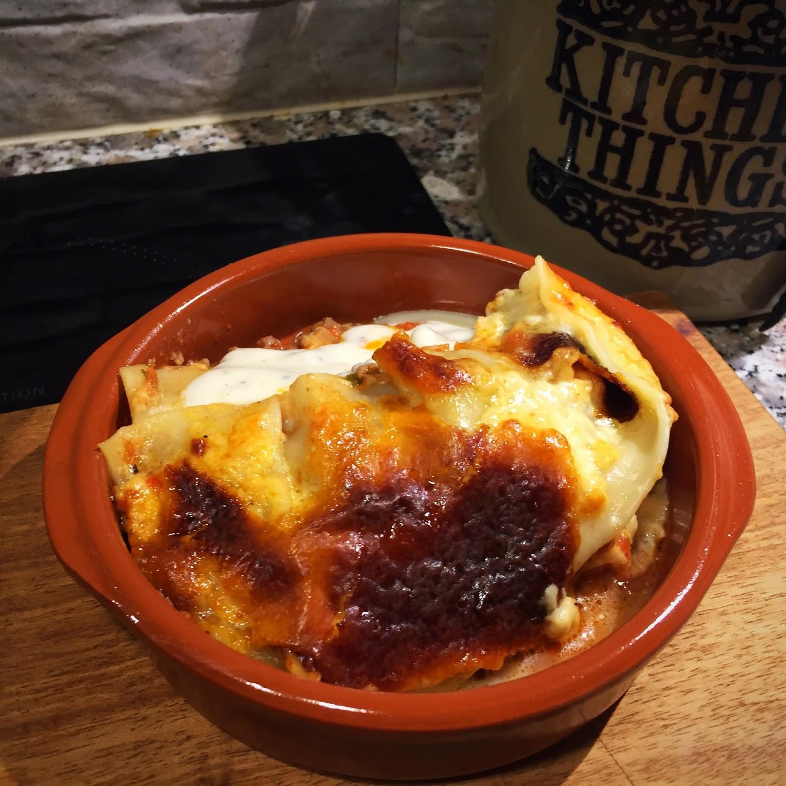 Perinteinen Italialainen Lasagne