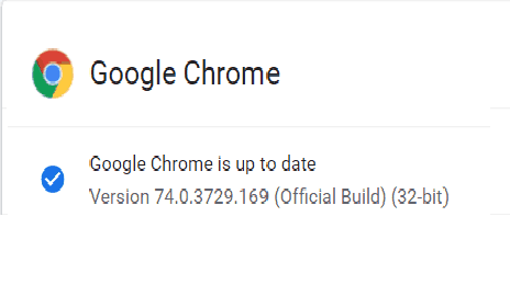 Update Versi Browser ke Terbaru