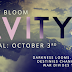 Cover Reveal + Giveaway - Gravity by A.B. Bloom