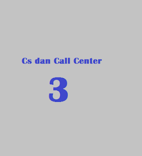 Nomor Call Center dan Customer Service 3 (Tri)