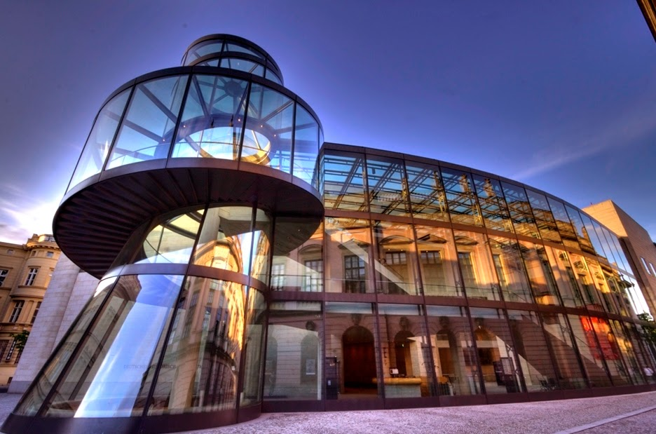 Deutsches Historisches Museum em Berlim