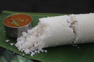 How to make kerala style puttu