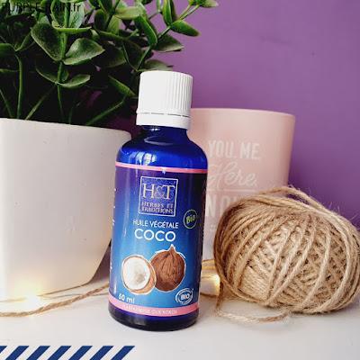 Huile Coco Herbes & Traditions : Belle au Naturel •• Blog PurpleRain