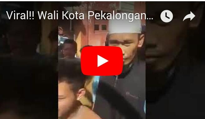 Viral!! Walikota Pekalongan dari PDIP Meninggal Setelah Segel Masjid Dan Doa Seorang Ustadz Yang Telah Dizalimi