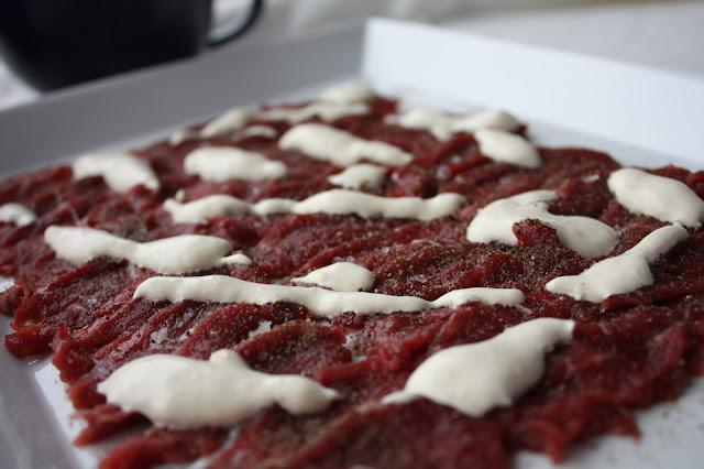 porocarpaccio poro carpaccio suppilovahverorisotto risotto sienirisotto suppis suppilovahvero itsenäisyyspäivä suomi suomalainen ruoka