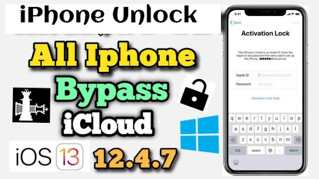 Download iCloud Bypass Window LiveUSB With Video Tutorial Latest Update Unlock Tool Free For All
