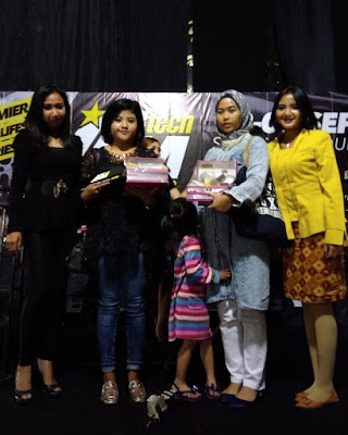 Makeup Competition 1st Place with Mustika Ratu