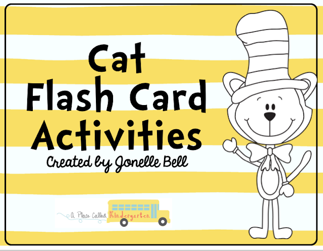 Target Dollar Spot Dr. Seuss flash cards activities. Worth the click to get this freebie!