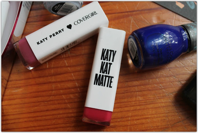 Katy Perry covergirl lipsticks