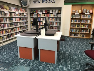 New Self-Checkout Stations