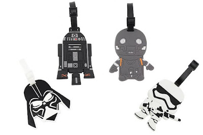 Starwars Travel Luggage ID Tags
