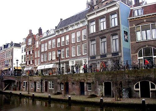 Netherlands City of Utrecht