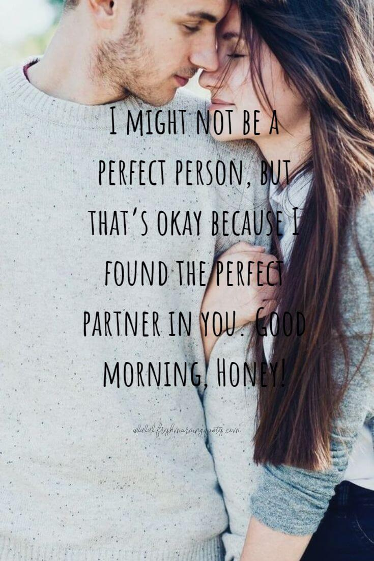 im not the perfect person-good morning images for lover