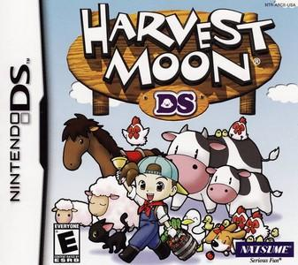 Rom Harvest Moon DS NDS