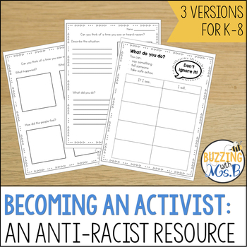 Get a free lesson that helps children learn what they can do when they see racism occurring.