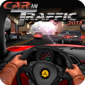 pada kesempatan kali ini admin akan membagikan sebuah game mod apk terbaru yang bergenre  Car In Traffic 2018 v1.1.2 Mod Apk (Unlimited Money)