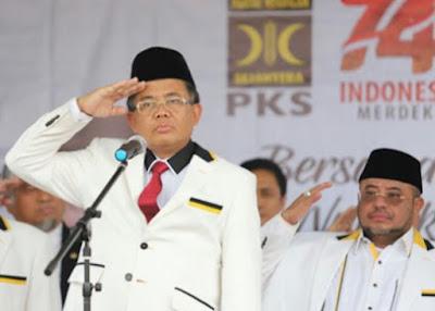 Presiden PKS Pak Jokowi Mestinya Marah Dari Dulu, Bukan Sekarang