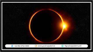 Panduan Sholat Sunnah Gerhana Bulan, Lengkap!
