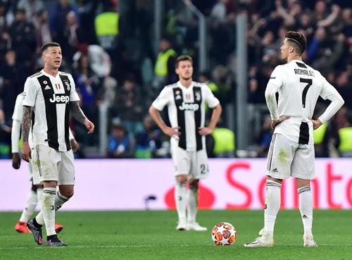 Juventus: Sự lãng phí của thương vụ 294 triệu bảng 2