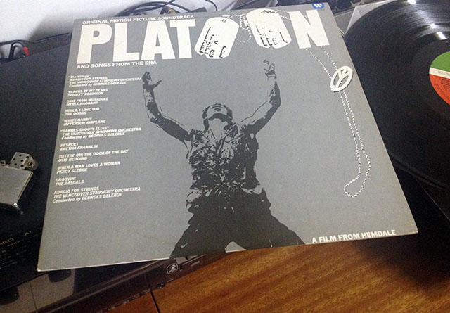 Blog Scuderia Brazil: Platoon (And Songs from the Era
