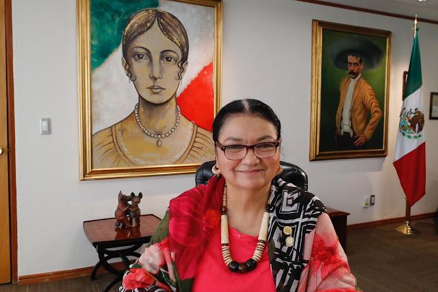 Se ha legislado para prevenir la violencia contra las mujeres, pero no es suficiente: Sauri Riancho