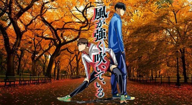 Kaze ga Tsuyoku Fuiteiru (Episode 01-23) English Sub