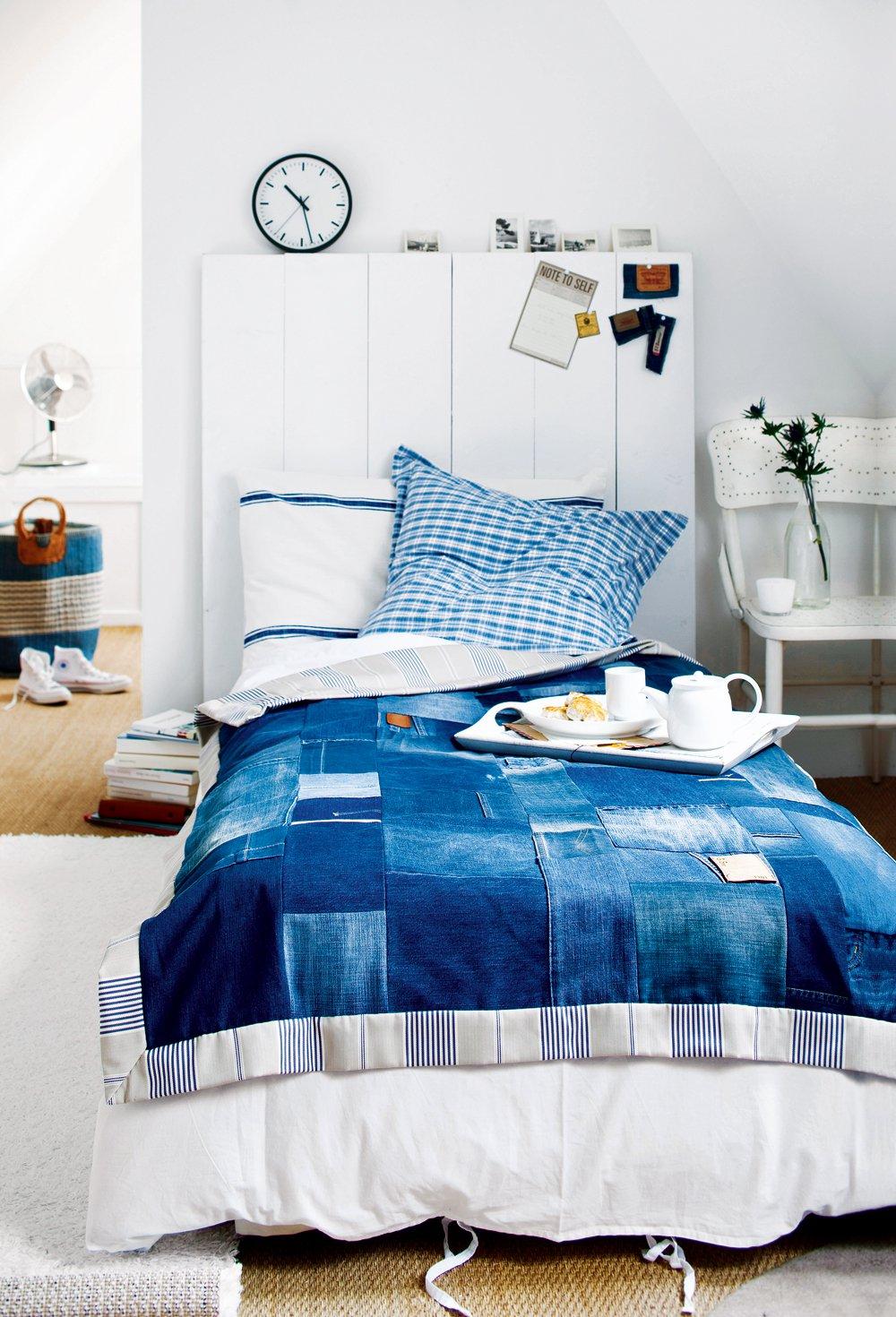 r cup et fait maison des id es r cup et d co cr ations en jean id e r cup avec un vieux jean. Black Bedroom Furniture Sets. Home Design Ideas