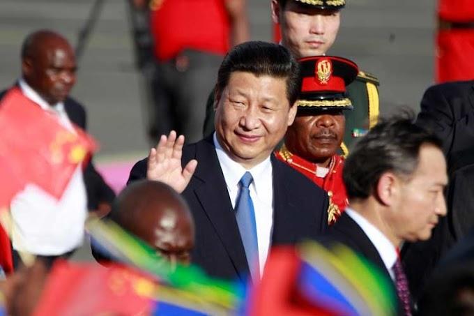 La RASD no participa en la cumbre China-África.