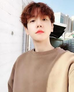Biodata Member EXO 2021 Baekhyun