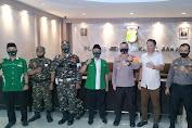 PC. GP Ansor dan Banser Jakarta Barat Bersinergi dengan Polres Jakarta Barat