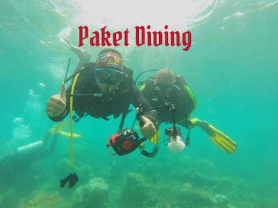 diving belitung