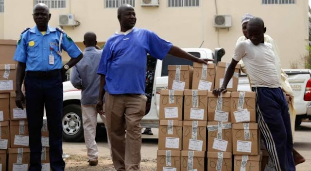 INEC Chief says there are No political influence' for Nigeria vote delay