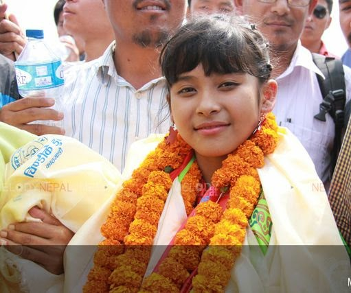 nepali girl teriya magar winner of DID little masters
