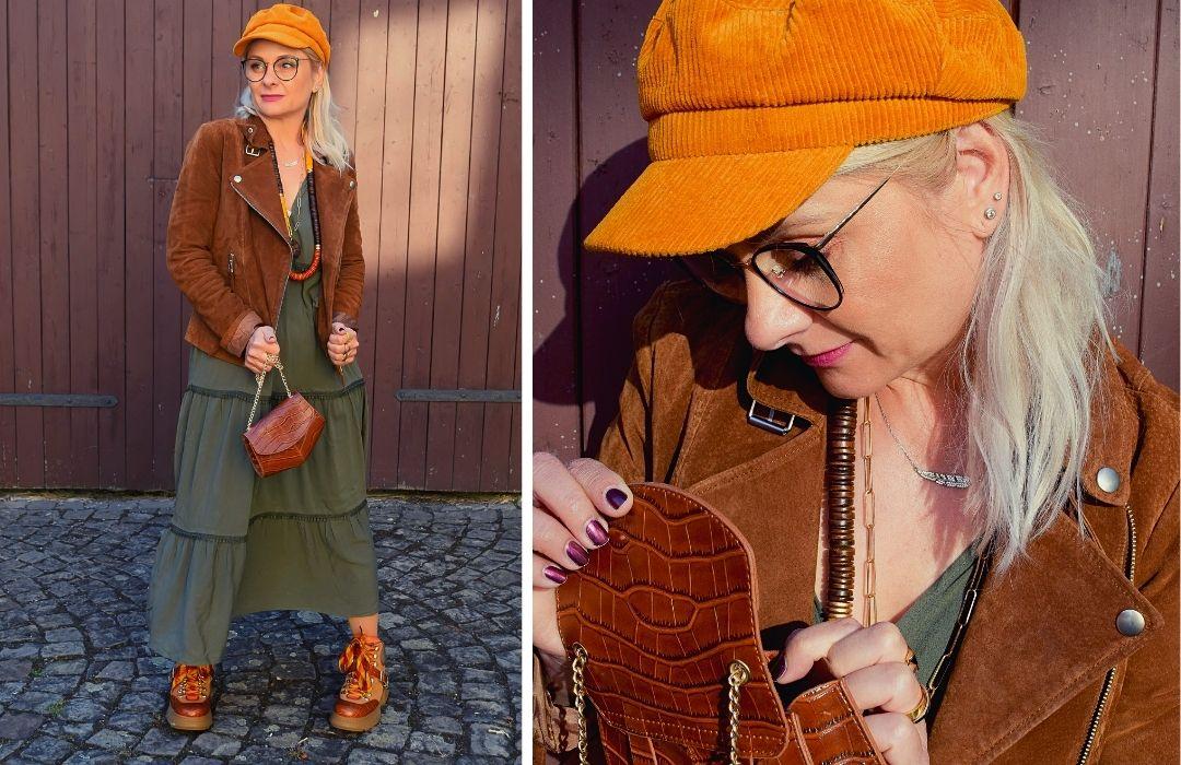Herbstkleider-Winterkleider-Farben